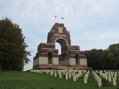 Authuille: Thiepval Memorial to the Missing of the Somme (Somme)