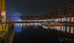 Albert Dock Xmas