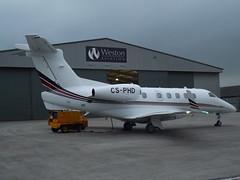 CS-PHD Embraer Phenom 505-300 (Netjets Netjets Transportes Aereos)