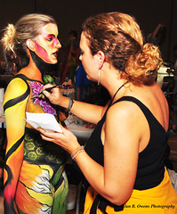 Texas Body Painting Competition 2019, Beyond The Canvas 2019.