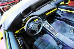 Interior-view-of-Porsche-Carrera-911