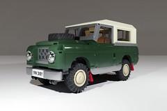 Series III Land-Rover SWB