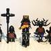 Black Legion  (LEGO Minifigure MOC)
