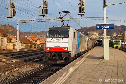 Railpool 186 108 in Burgdorf, PB230095-1