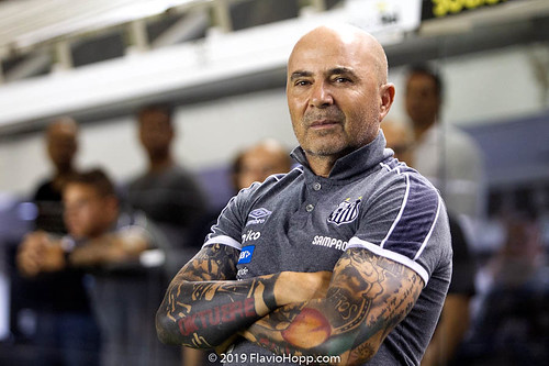 Campeonato Brasileiro: Santos x Cruzeiro