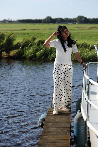 Travels with Thipwadee in Friesland