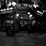 Crown & Anchor – Soho by Peter Budd