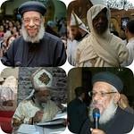 القمص لوقا جبرة راعي كنيسة العذراء بينها وكيل مطرانية القليوبيه ومركز قويسنا