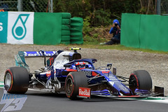 Pierre Gasly, Toro Rosso-Honda STR14, 2019 Italian Grand Prix, Monza, 6th September