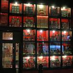 Tea House Covent Garden at Night by Martin Mellor