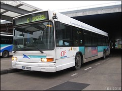 Heuliez Bus GX 317 – CIF (Courriers d'Île-de-France) (Keolis) / STIF (Syndicat des Transports d'Île-de-France) n°029046 - Photo of Vaudherland