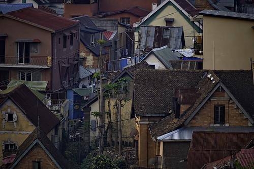 Quartier urbain