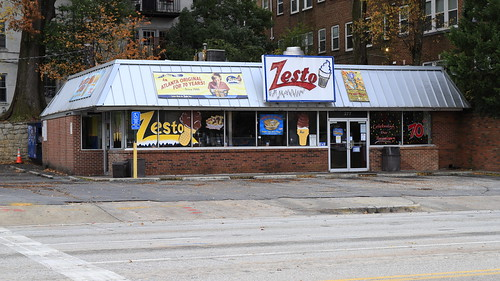 Zesto Fast Food Restaurant