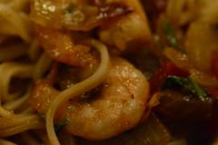 Thai Prawns & Noodles