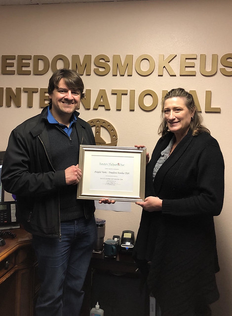 Thank you to Freedom Smoke USA for their donation of toys in 2018.