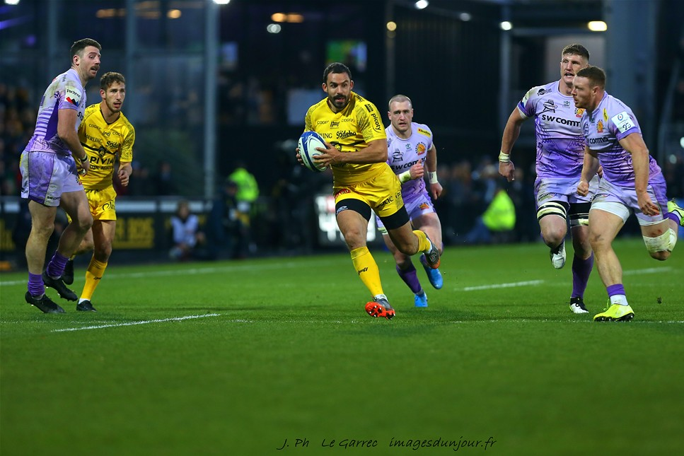 ASR - EXETER CHIEFS
