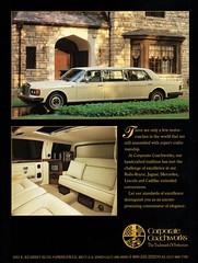 1991 Rolls-Royce Silver Spur II Limousine