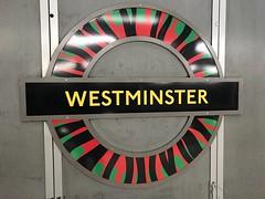 Westminster art roundel 1