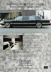 1992 Lincoln Corporate Car