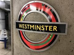 Westminster art roundel 3