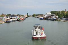 Canal de Bourgogne - Photo of Saint-Aubin