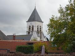 Péronne-en-Mélantois Eglise Saint Nicolas