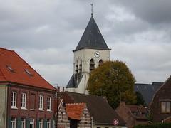 Péronne-en-Mélantois,  Eglise Saint Nicolas