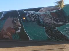 Mural in Millcreek