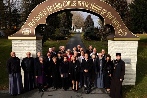 OCMC News - OCMC Board Gathers for Fall Meeting at St. Tikhon's Orthodox Theological Seminary in South Canaan, PA