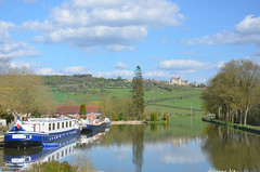 Canal de Bourgogne - Photo of Painblanc
