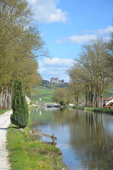 Canal de Bourgogne - Photo of Auxant