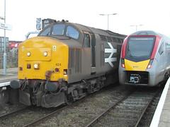 Trains, railways, stations