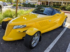 Plymouth Prowler - 1997 -2002