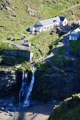 The Waterfall, Visitors' Centre and Cafe