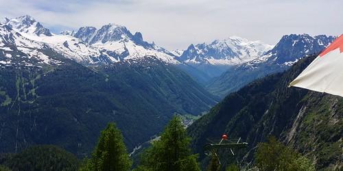 Switzerland June 2019 Verticalp Funicular at Chatelard Image 470