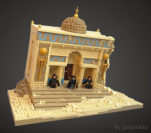 CCC: Fallen Temple