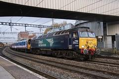 Class 313 EMUs at Newport