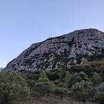 Au départ du col de la Fambétou. - Photo de Valflaunès (France) le 25/11/2019