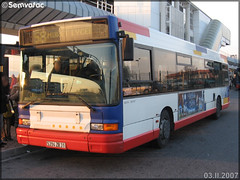 Heuliez Bus GX 317 – Tisséo – Réseau Urbain / Tisséo n°9646