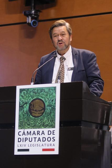30/10/2019 Participación del Dip. Samuel Herrera Chávez
