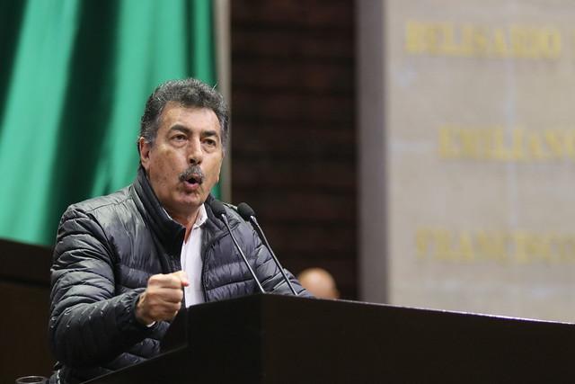 30/10/2019 Tribuna  Dip. Carlos Javier Lamarque Cano
