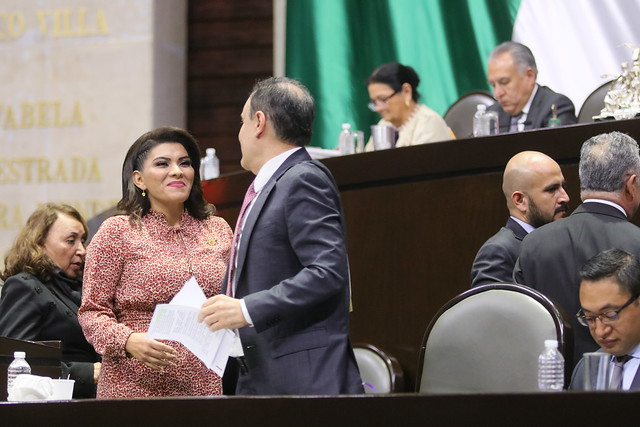 31/10/2019 Tribuna Dip. Lorenia Iveth Valles Sampedro