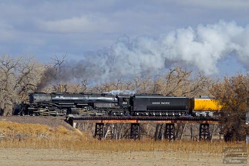 Coming Off Kiowa Creek