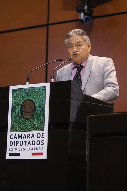 30/10/2019 Participación del Dip. Valentín Reyes López