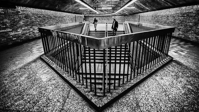 Direction métro