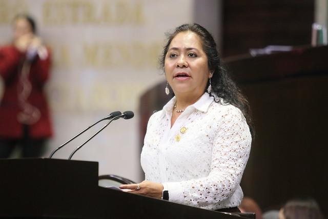 30/10/2019 Tribuna de la Dip. Alejandra Pani Barragán