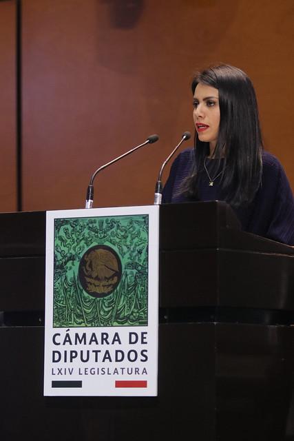 30/11/2019 Participación de la Dip. Erika Mariana Rosas Uribe