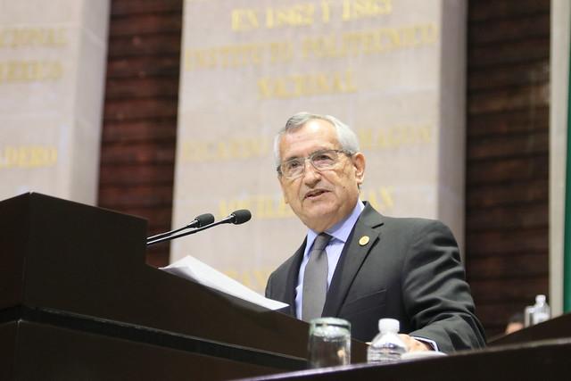 31/10/2019 Tribuna Dip. Raúl Eduardo Bonifaz Moedano