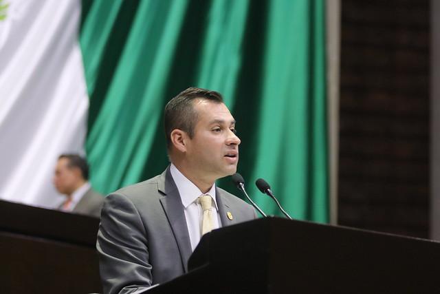 30/10/2019 Tribuna Dip. Agustín García Rubio
