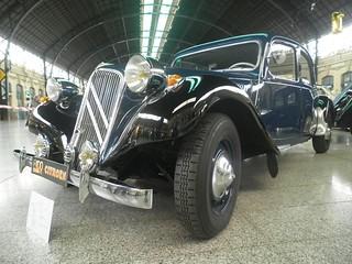 Centenario Citroën y XV Aniversario GSA